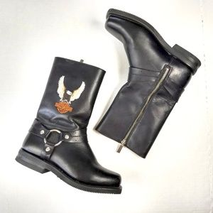 Womens Harley Davidson Boots 6.5 Heritage 84202